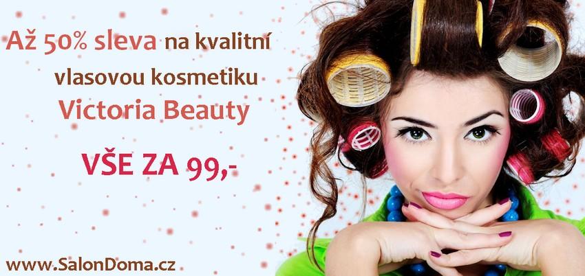 AKCE TÝDNE vlasová kosmetika za 99,-