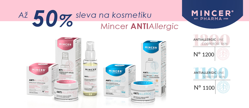 Mincer Pharma Anti allergic