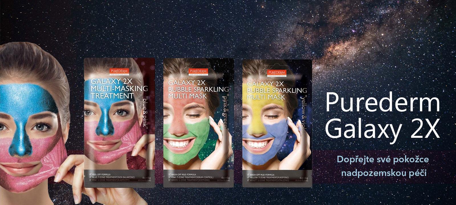 Peel off masky Galaxy