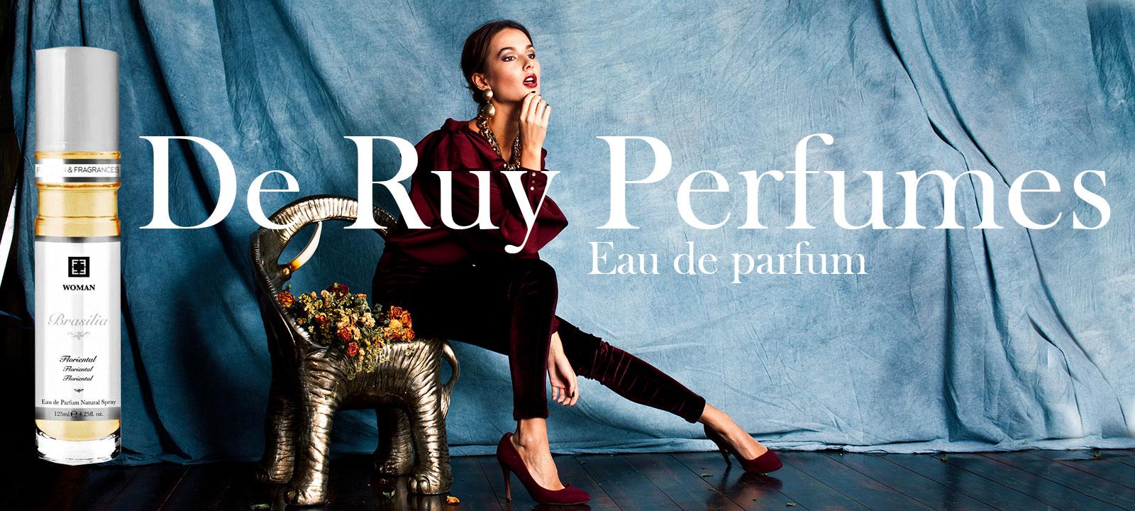 Parfémy De Ruy