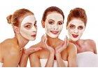 Korejské krémové masky