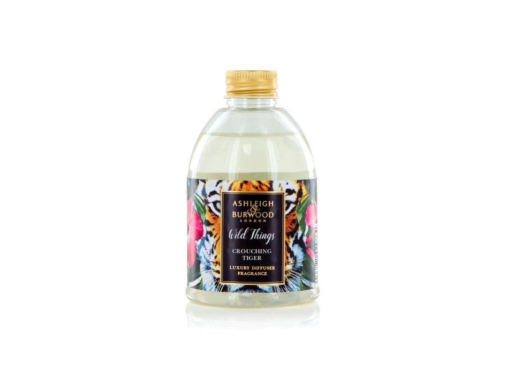 Ashleigh & Burwood Náhradní náplň do difuzéru WILD THINGS - MANDARIN & BERGAMOT (mandarinka s bergamotem), 200 ml, CROUCHING TIGER