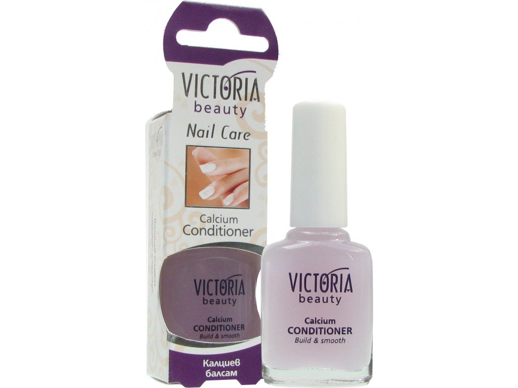 Victoria Beauty Nail Care Kalciový balzám na nehty, 12ml