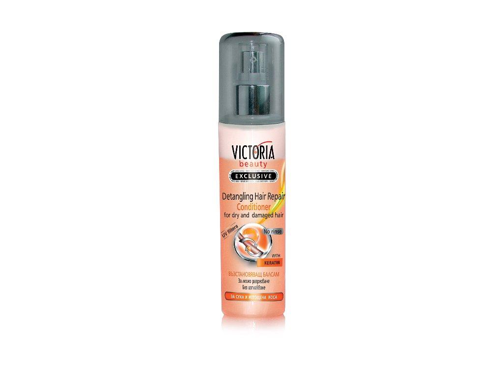 Victoria Beauty Exclusive Balzám/kondicionér s keratinem, 150 ml