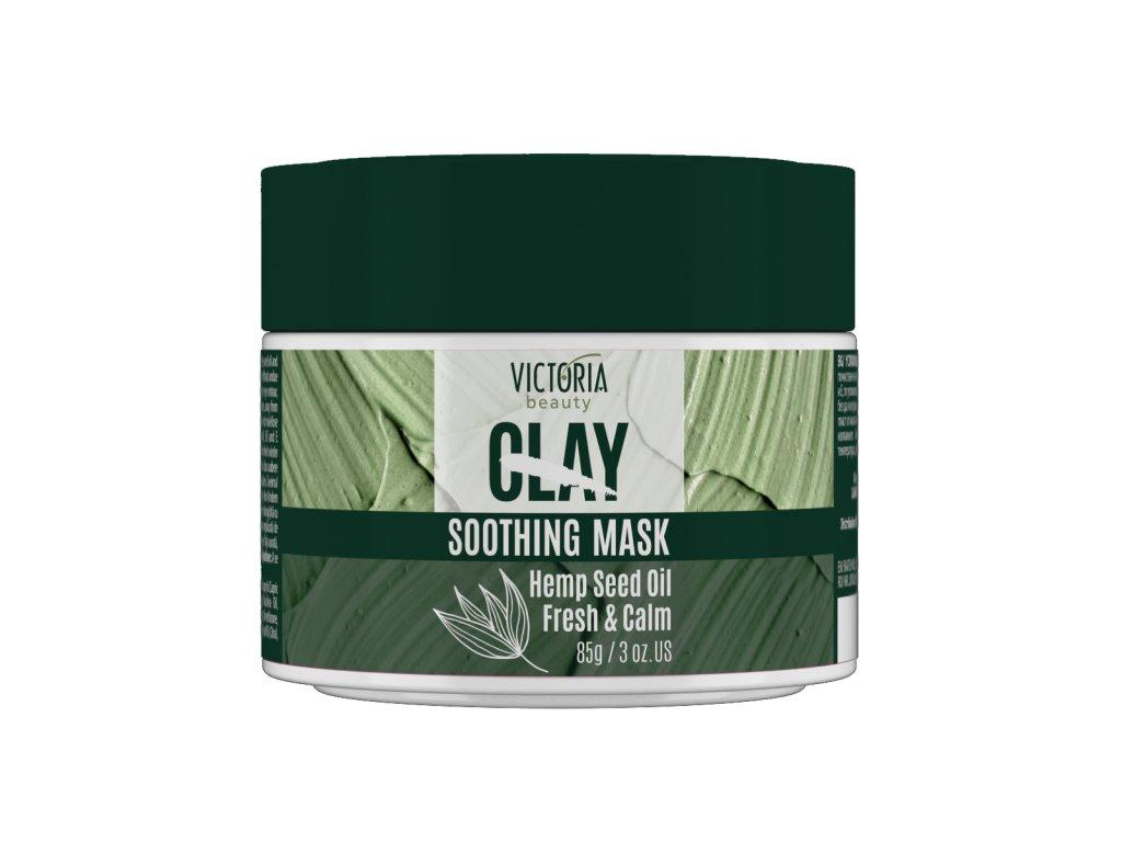 0771040 CLAY mask HEMP