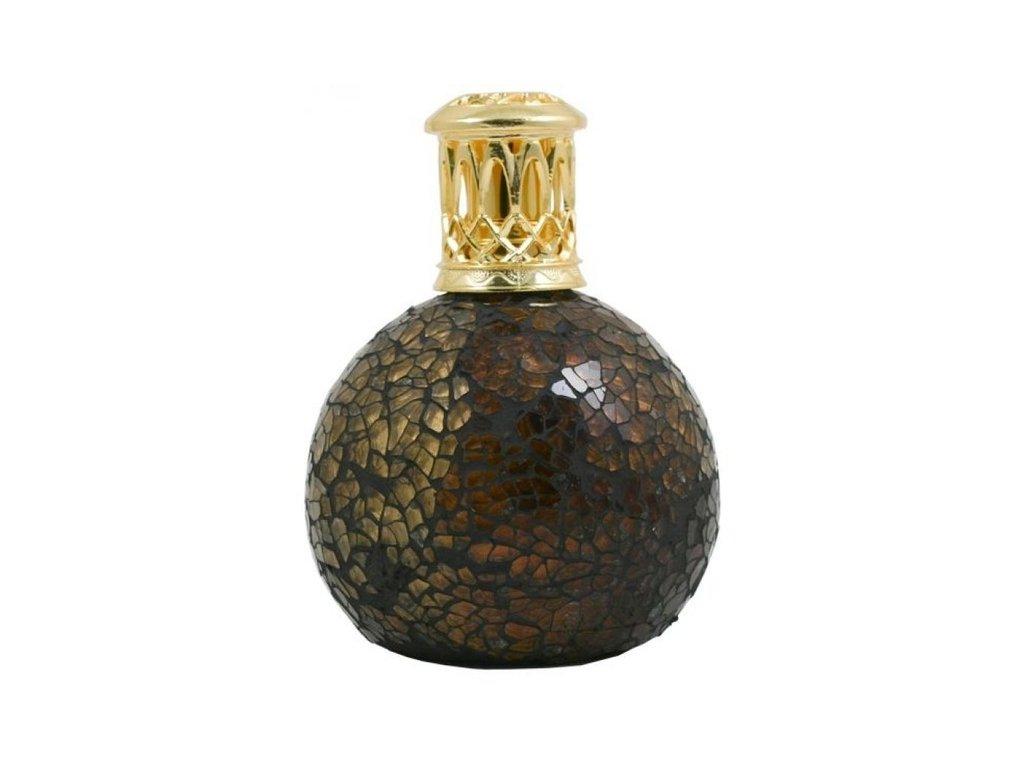 Ashleigh & Burwood Malá katalytická lampa Mahogany Ball