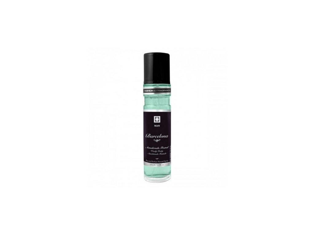 fashion fragrances man n3 barcelona edp spray 125 ml