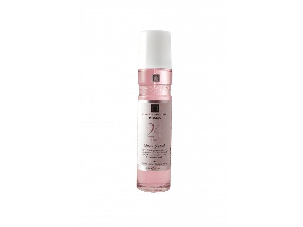 De Ruy Perfumes Eau de Parfum Singapore WOMAN 24, Ghipre Afrutada, 125 ml