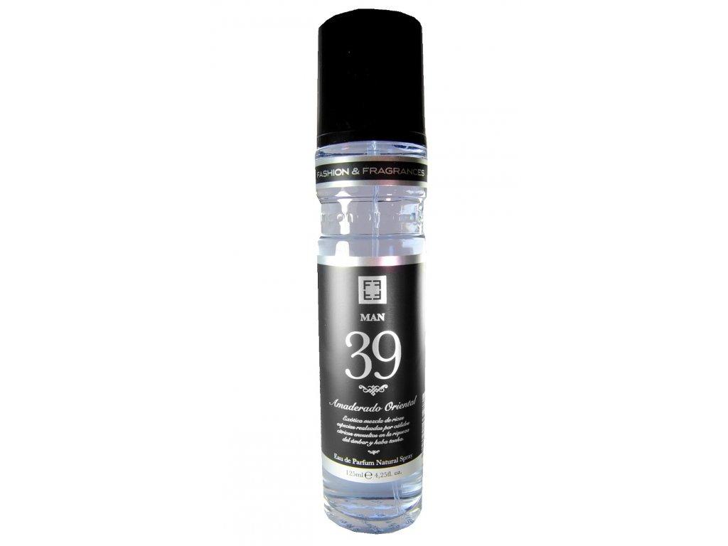 Eau de Parfums, Cairo Man 39, Amaderado Oriental, 125 ml