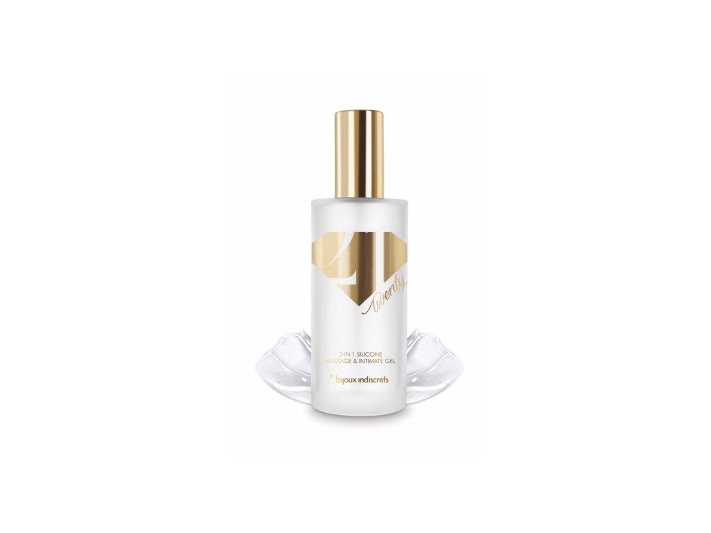 Bijoux Indiscrets Twenty One lubrikační gel, 100 ml