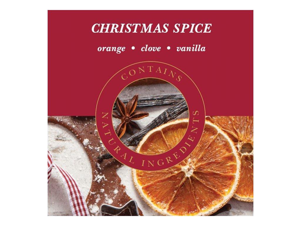 Ashleigh & Burwood Esenciální olej CHRISTMAS SPICE (vůně vánočního koření) 12 ml