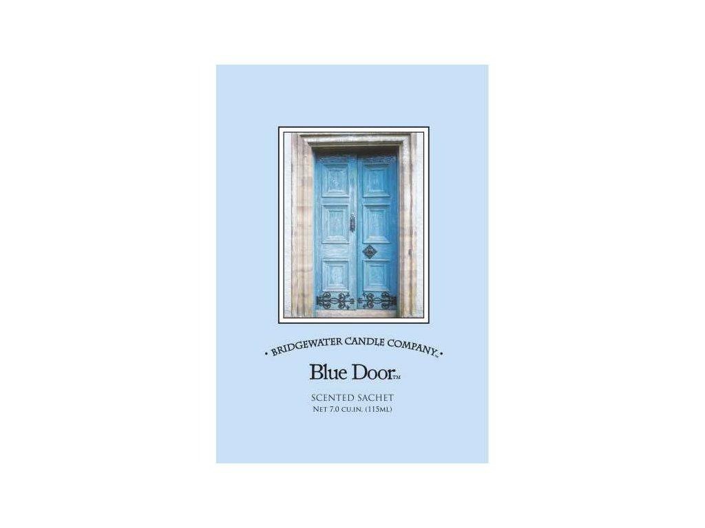Bridgewater Candle Company Vonný sáček Blue door, 115 ml