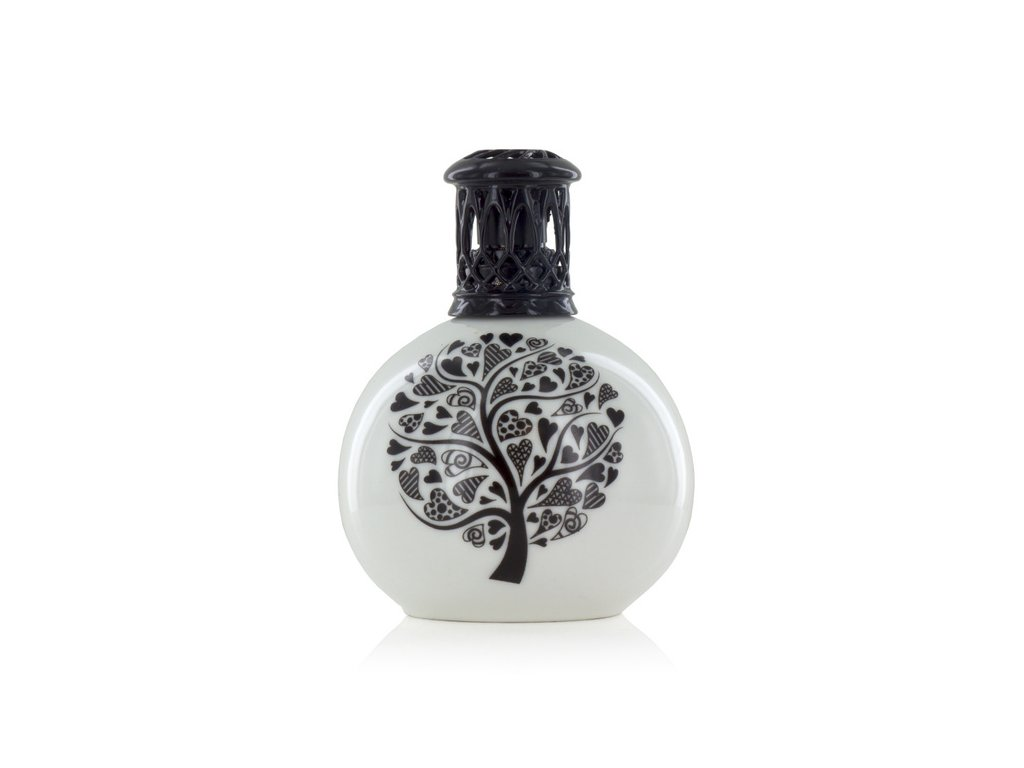 Ashleigh & Burwood Malá katalytická lampa TREE OF LOVE