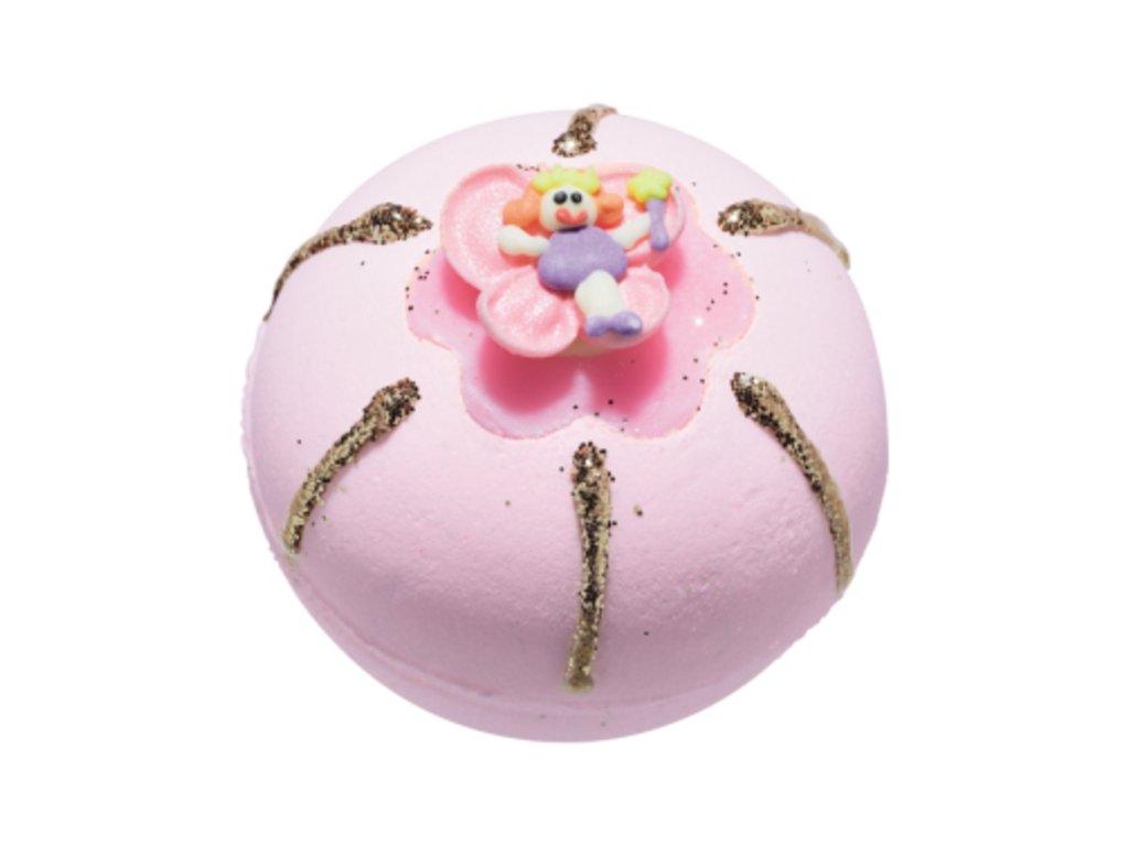 Bomb cosmetics Balistik do koupele Moderní princezna, 160 g
