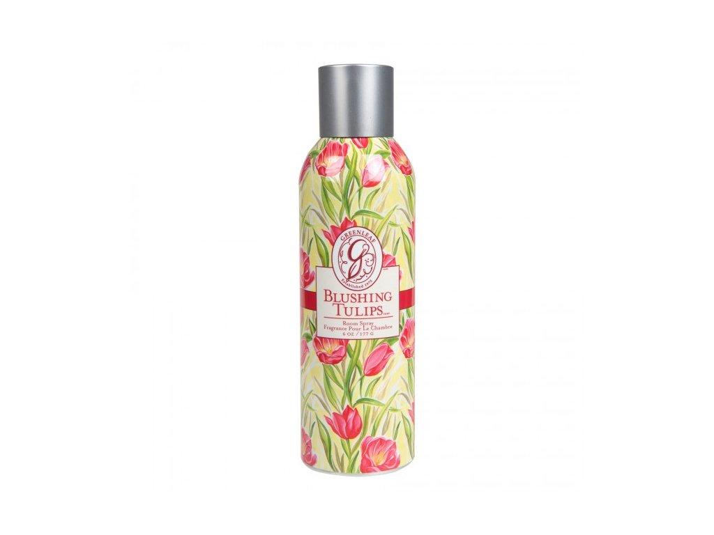 gl room spray blushing tulips