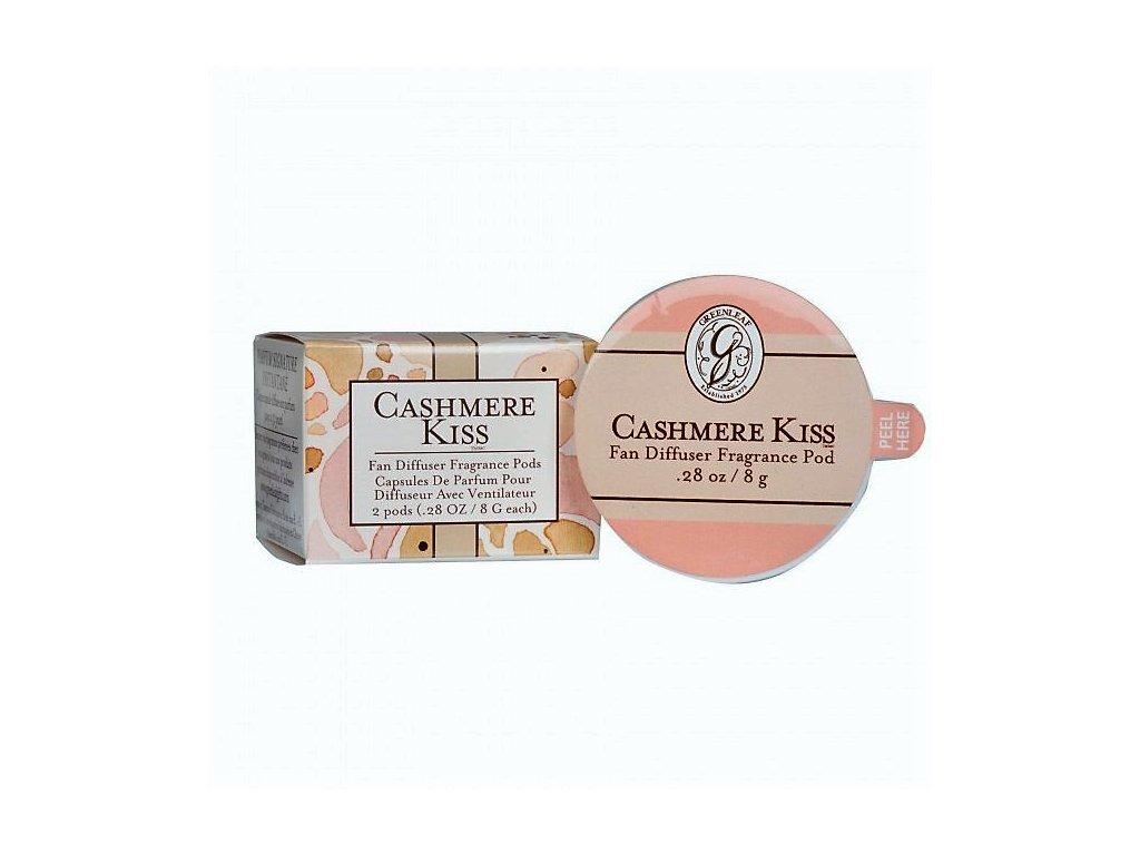 gl fragrance fan diffuser pods cashmere kiss