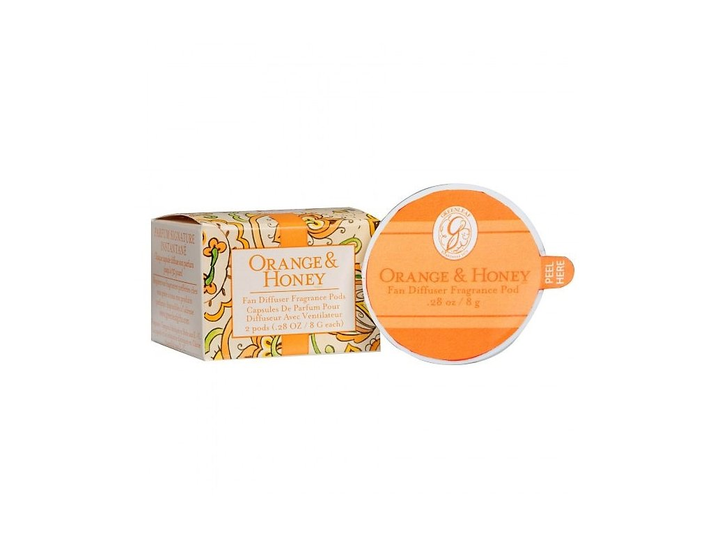 gl fragrance fan diffuser pods orange honey (1)