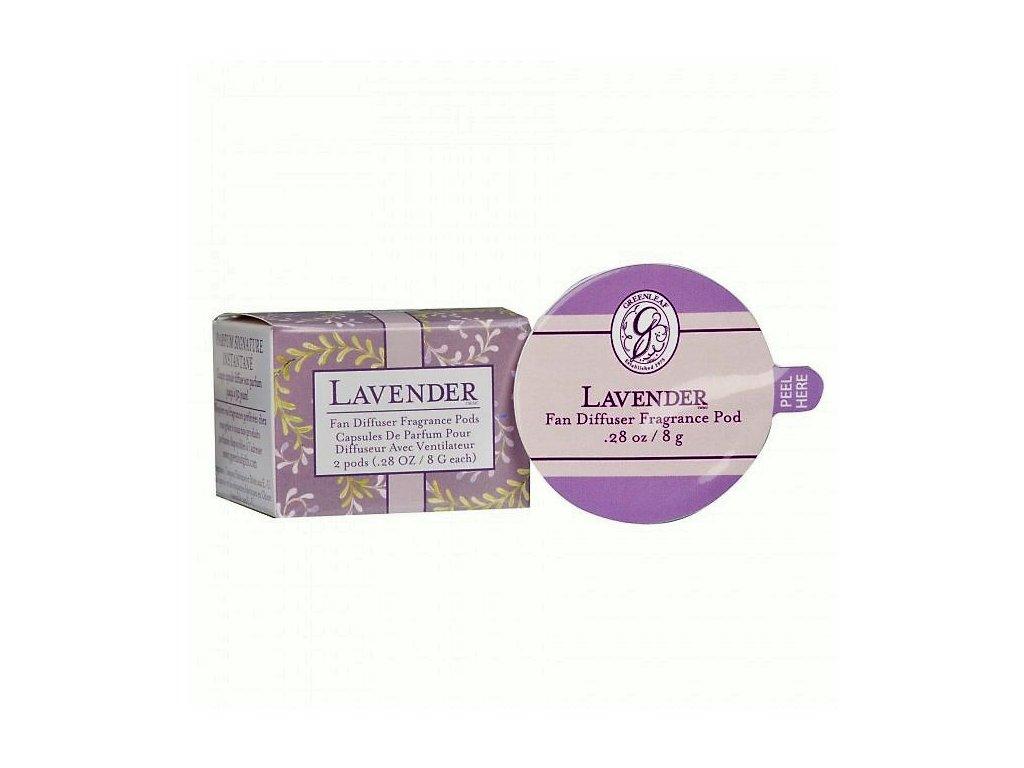 gl fragrance fan diffuser pods lavender