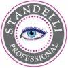 Standelli Professional Designová pinzeta šikmý hrot