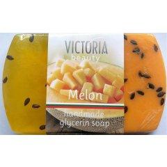 Victoria Beauty SPA Therapy Glycerinové mýdlo Meloun 70 g