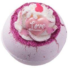Bomb Cosmetics Šumivá koupelová bomba Milujeme esence 160 g