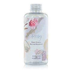 Ashleigh & Burwood Náhradní náplň do difuzéru ARTISTRY - WHITE VANILLA (bílá vanilka), 180 ml
