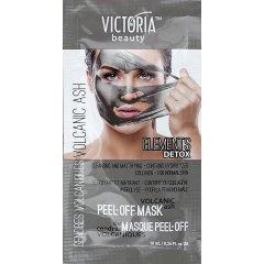 Victoria Beauty DETOX Volcanic ash (sopečný popel) Slupovací maska s kolagenem 10ml