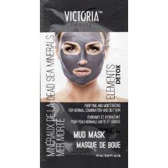 Victoria Beauty DETOX Mud Bahenní maska Mrtvé moře 10ml