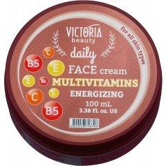 Victoria Beauty Daily Multivitamínový krém pro dodání energie 100 ml