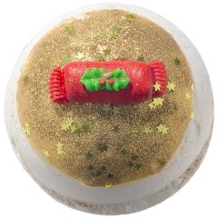 Bomb Cosmetics Šumivá koupelová bomba Going crackers 160 g