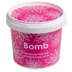 Bomb cosmetics Sprchový peeling Himalájská sůl 400g