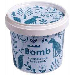 Bomb cosmetics Máslový peeling Ledová láva 365ml