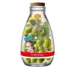 Purederm Ultra hydratační  pleťová maska s olivovým olejem, 15ml