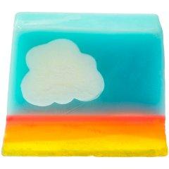 Bomb cosmetics Glycerinové mýdlo Paní Modrá obloha 100 g