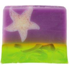 Bomb cosmetics Glycerinové mýdlo Sametová hvězda 100g