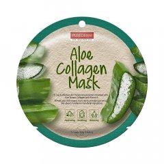 Purederm Kolagenová buničitá maska s aloe verou