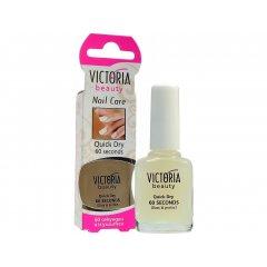Victoria Beauty 60 sekundový urychlovač schnutí, 12 ml