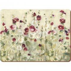 Creative Tops Korkové prostírání Wild Field Poppies 40x29 cm 4 ks
