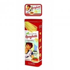 Easy Life Plechová dóza Spaghetti 10x7x29 cm