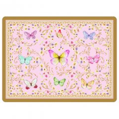 Easy Life Korkové prostírání Majestic Butterflies  40x30 cm 4 kusy
