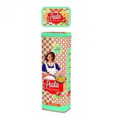 Easy Life Plechová dóza Handmade Pasta 10x7x29 cm