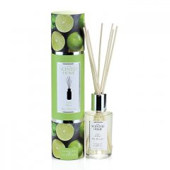 Ashleigh & Burwood Difuzér THE SCENTED HOME - LIME & BASIL (limetka a bazalka), 150 mll