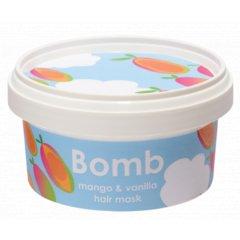 Bomb Cosmetics Maska na vlasy Mango a vanilka 200 ml