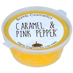 Bomb Cosmetics Vonný vosk Caramel & Pink Pepper (karamel a pepř) 35 g