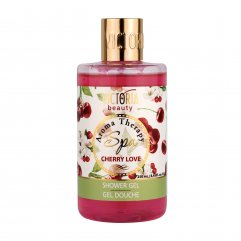 Victoria Beauty Spa Aroma Therapy Sprchový gel Cherry love (třešňová láska) 250 ml