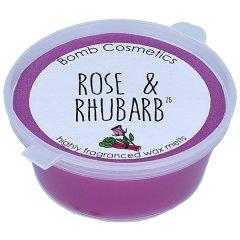 Bomb Cosmetics Vonný vosk Rose & Rhubarb (růže a rebarbora) 35g