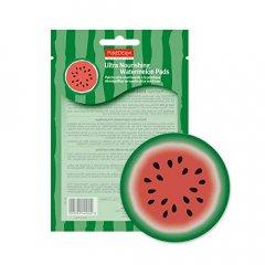 Purederm Ultra výživné polštářky na oči s výtažkem z melounu, 10 ks