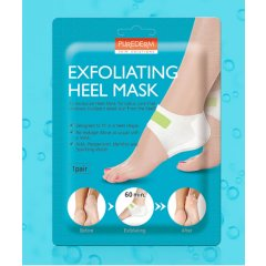 Purederm Exfoliační maska na paty 1 pár