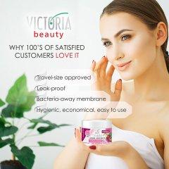 Victoria Beauty Collagen 50+ Denní a noční liftingový krém s kolagenem a kyselinou hyaluronovou, 50 ml