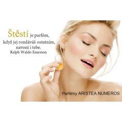 Aristea Eau de parfum NUMEROS 106 F do kabelky, 18 ml